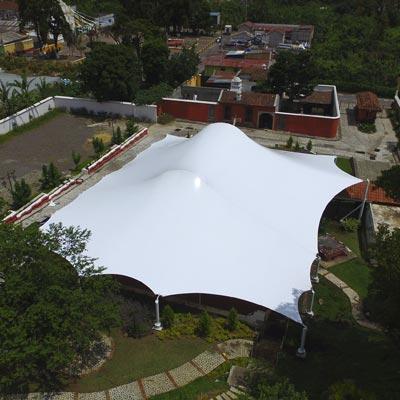 Centro de Convención Antigua Hills - CUBRE Membrane Architecture