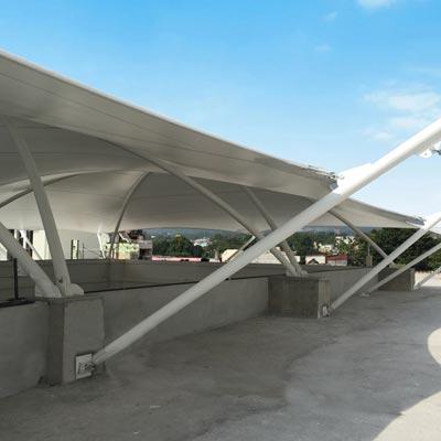 C.C. Minuto Escuintla - CUBRE Membrane Architecture