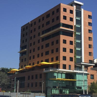 Distrito Miraflores - CUBRE Membrane Architecture