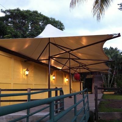 Lounge Vip, Hacienda Yeguada La Fermina - CUBRE Membrane Architecture
