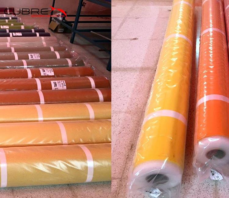 Suministros de materiales - CUBRE - Membrane Architecture