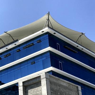 Telus Pradera West - CUBRE Membrane architecture